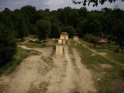 parc de mountainboard